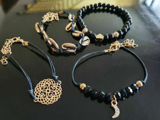 Multilayer Hand Bracelet (4 in 1)