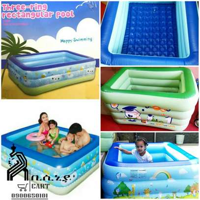 Luxurious swimming pool For kids