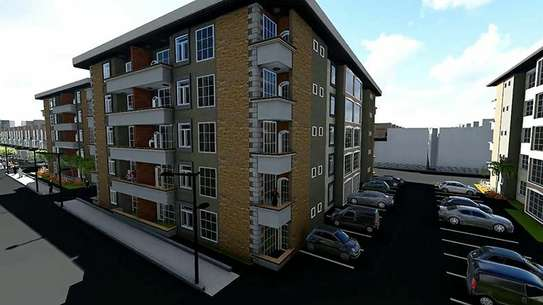 Apartment (100% Completed ) Three Bedroom #5,281,466 image 1