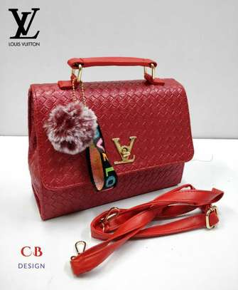 Louis Vuitton Sling with side belt