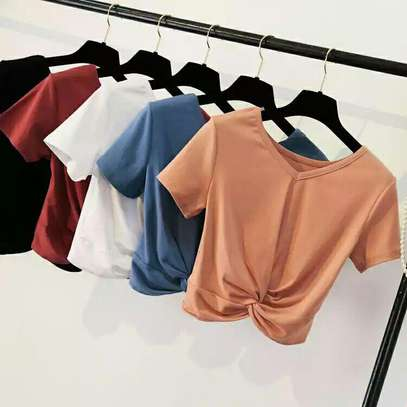 Assorted Colors Ladies Top