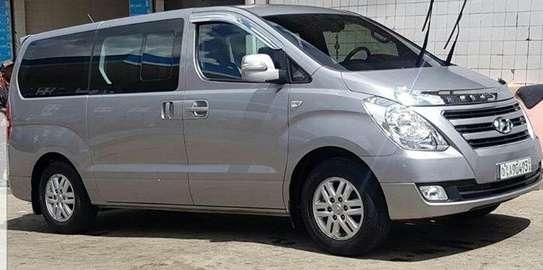 2016 Model-Hyundai Grand Starex For Rent