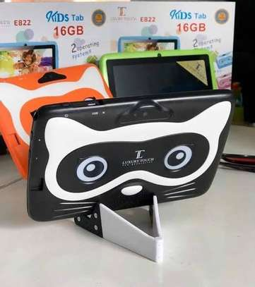 Luxury best and brand new kids tablet Android image 3