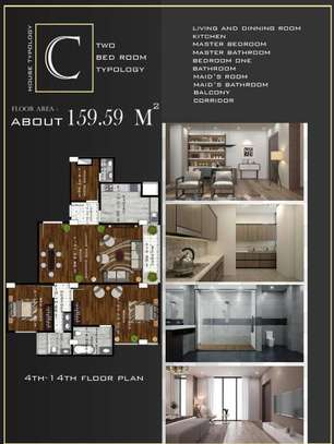 Luxury appartments in bole image 2