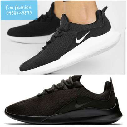 Black Nike 02 Shoes
