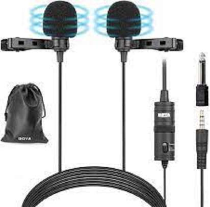 BOYA a Dual Universal Microphone image 3