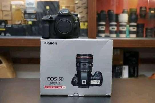 Canon 5D mark lV camera image 1