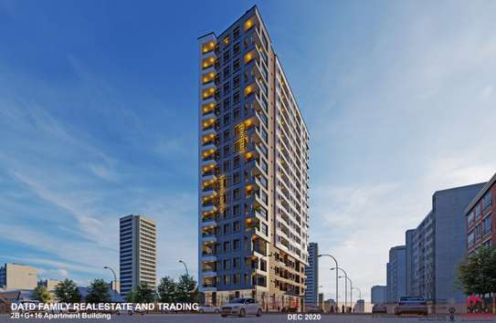 Apartment for sale (የሚሸጥ አፓርትመንት) image 2