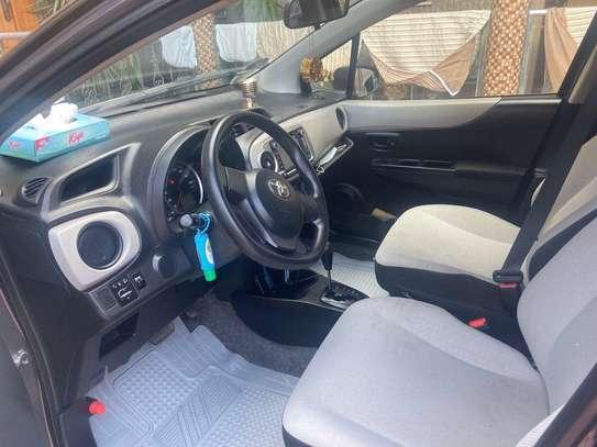 2014 Model Toyota Yaris