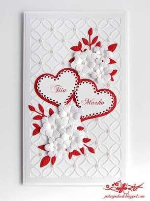 Wedding Invitation Cards image 1