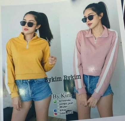 Yellow Color Ladies Top