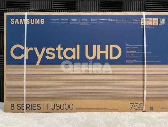 Samsung tv 75 inch  8 series image 1