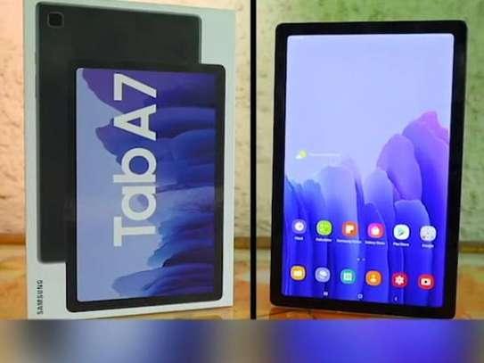 Samsung galaxy tab A7 image 1