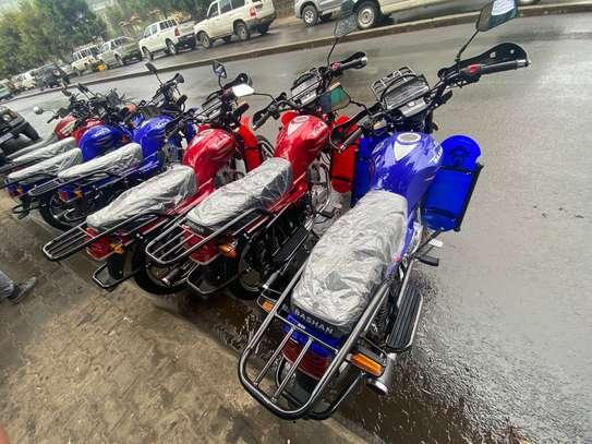 2019 Model-Bashan Motorcycle image 2