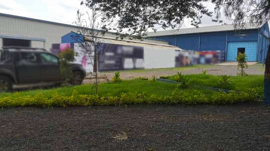 Warehouse and Marble Factory for Sale