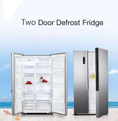 Two Door Defrost Fridge