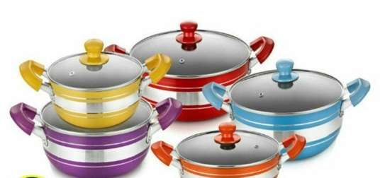 Soup Pot Set