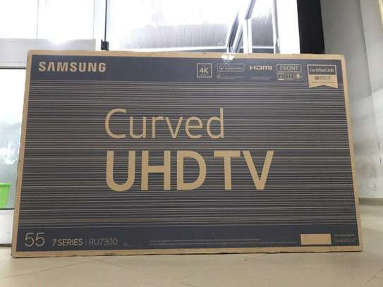55 Inches Samsung CURVED Screen TV