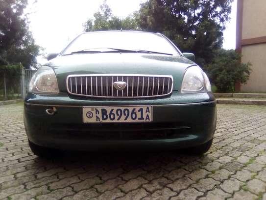 2001 Model-Toyota Vitz Clavia image 3