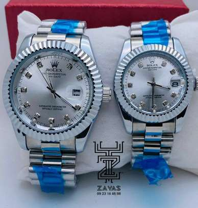 Rolex Couple Watch image 2