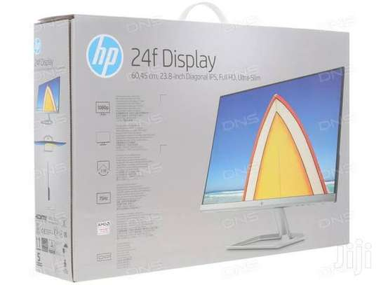 HP 23.4(24)inch Full HD Ultra Slim Brand New Monitor image 1
