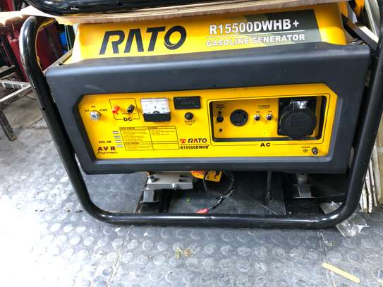 Generators and water pumps