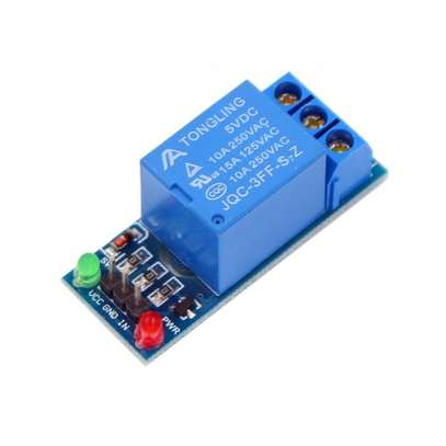 1 channel relay module image 1
