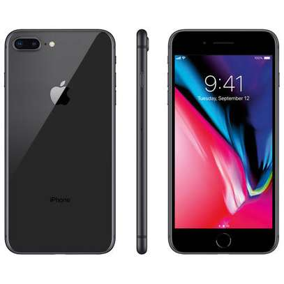 Brand new iPhone 8 Plus 64GB with hard cover