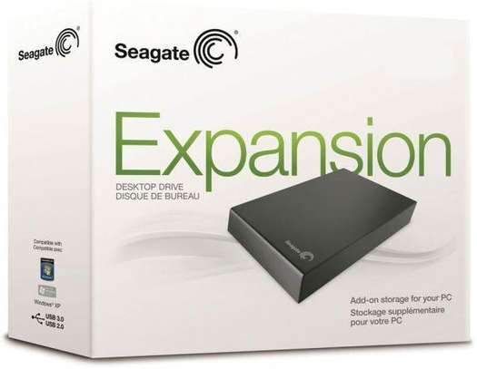 3TB Seagate Expansion image 1