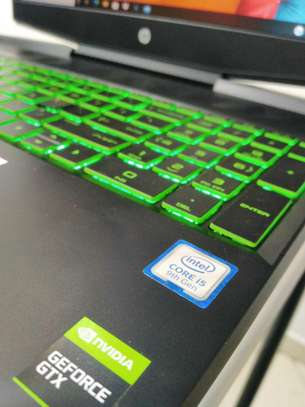 HP POWER PAVILLION  GAMING  PROCESSOR CORE i5   8TH GENERATION image 1