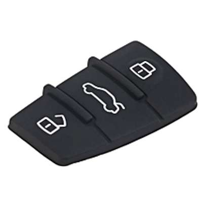 New Remote Key FOB 3 Button Rubber Pad Replacement image 1