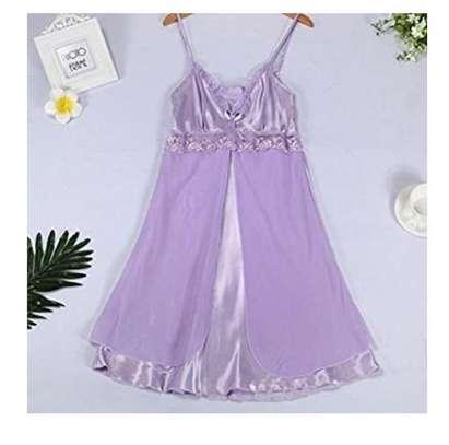Purple Color Women's Pajama