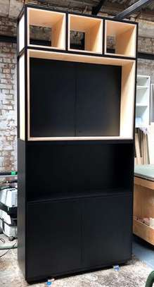 Office Shelve With Cabinet