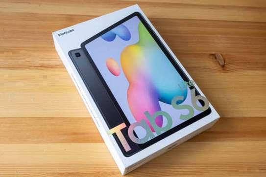 Samsung Tab S6 Lite, 64GB image 1