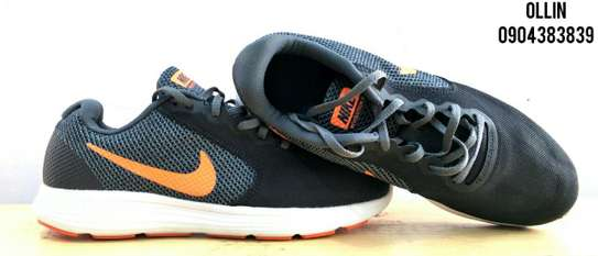 big sale 43487 9c8ad Nike ( revolution 3 dark grey )