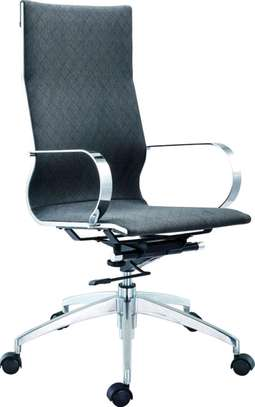 Grey Professional Office Chair image 1