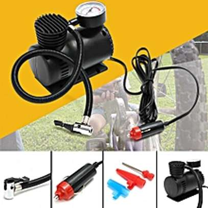 300PSI Portable Mini 12V Air Compressor Auto Car
