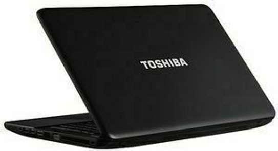 Toshiba laptop. image 1
