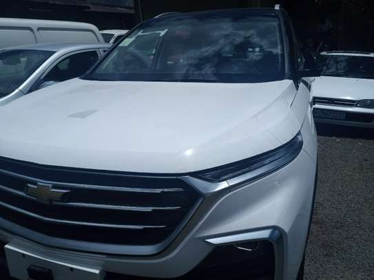 2021 Model-Chevrolet Captiva image 4