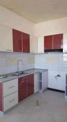 Laminated Wood Kitchen Cabinet