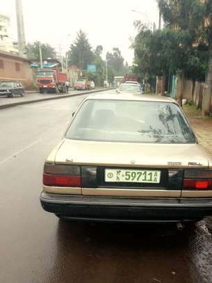 1990 Model Toyota Weyane Dx
