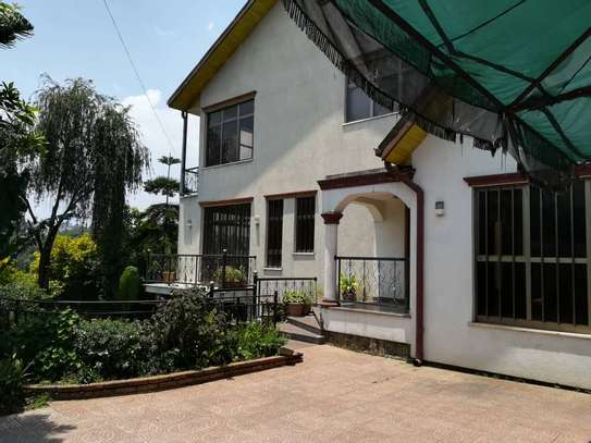 4 Bedroom House For Rent In Addis Absba, Old Airport :ZG-7129