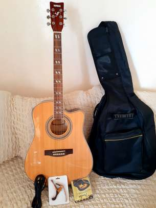 Yamaha F6000eq Guitar image 1