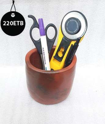 Clay Pottery Multi Purpose Accessory Organizer