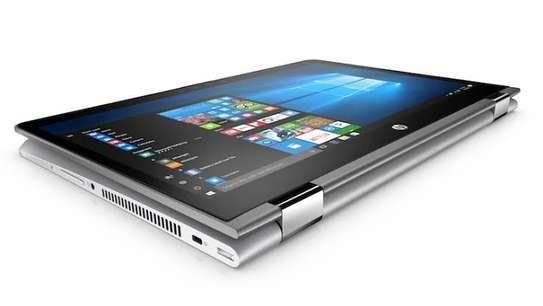 Hp pavilion  core i7 8GB ram 1tera HDD 14.1 inch  Touch screen radius Brand new  Price 45000 image 1