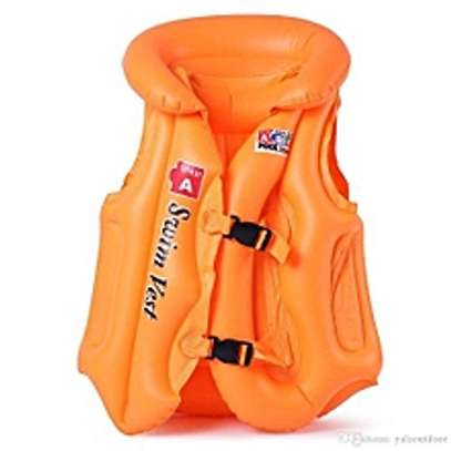 Kids Inflatable Swimming Vest or Jacket Size B Medium