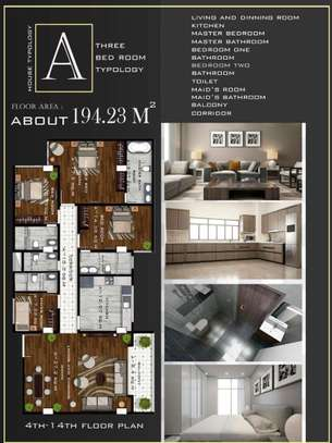 Luxury appartments in bole image 1