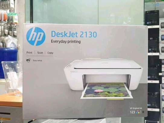 Packed HP Deskjet 2130 all in one printer