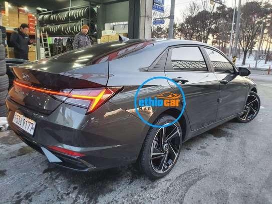 2021 Model Hyundai Avante image 2