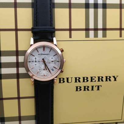 Burberry Watch For Her